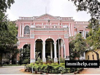 U S  Consulate General in Hyderabad, India