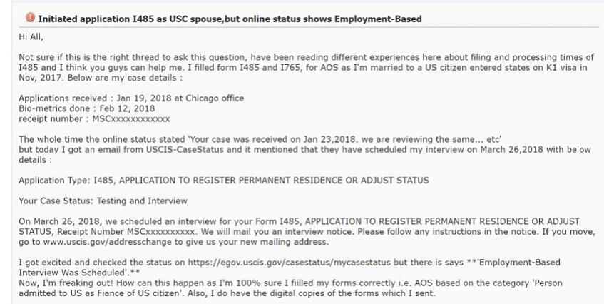 How precise are Processing times on USCIS website