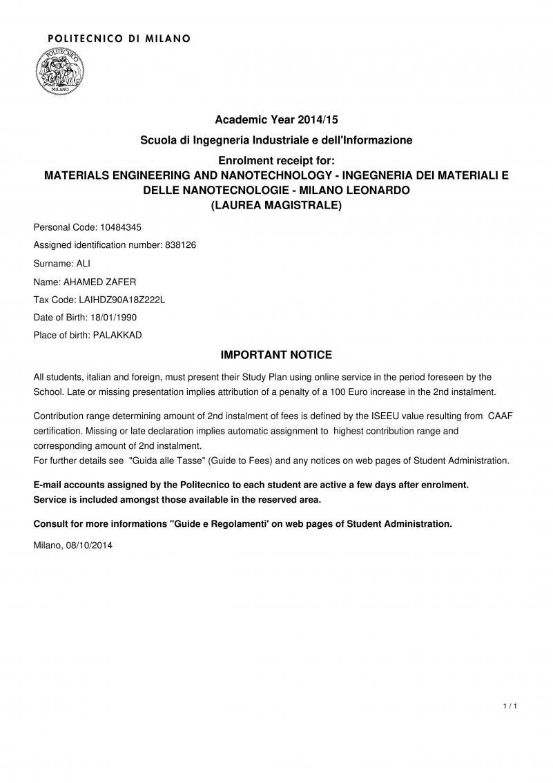Employment Letter For Spanish Visa